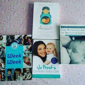 2 Years Today pregnancy books